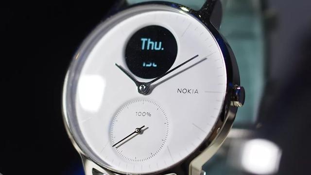Şimdi Sıra Nokia Akıllı Saatlerde, Sonbaharda Geliyorlar