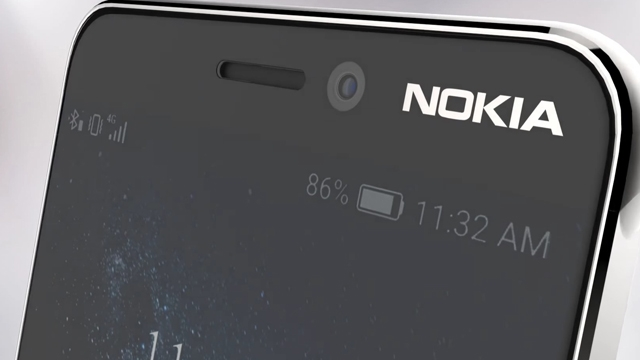 Nokia, Samsung Galaxy S8'e Rakip Bir Cihaz Üzerinde Çalışıyor
