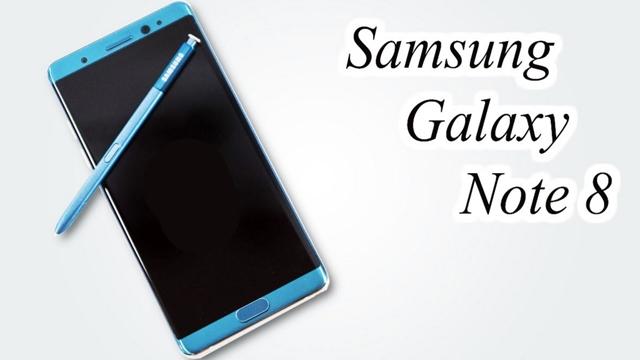 Samsung Galaxy Note 8 ve Galaxy X Çıkış Tarihleri Ertelendi