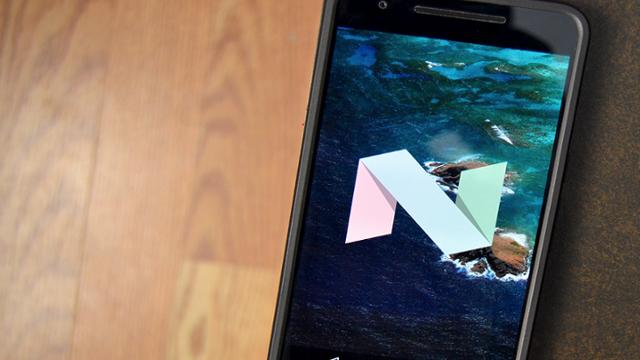 Android 7.1.2 Nougat Kullanıcılara Açık Beta Sürümü Bugün Yayınlandı