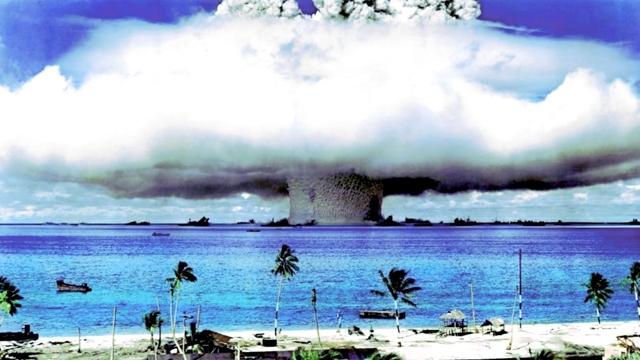 Hiç Görülmemiş Nükleer Test Videoları Bulundu ve YouTube'a Yüklendi