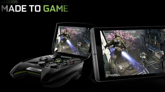 Nvidia'nın Yeni Mobil Oyun Cihazı İçin Tarih Belirlendi: 3 Mart