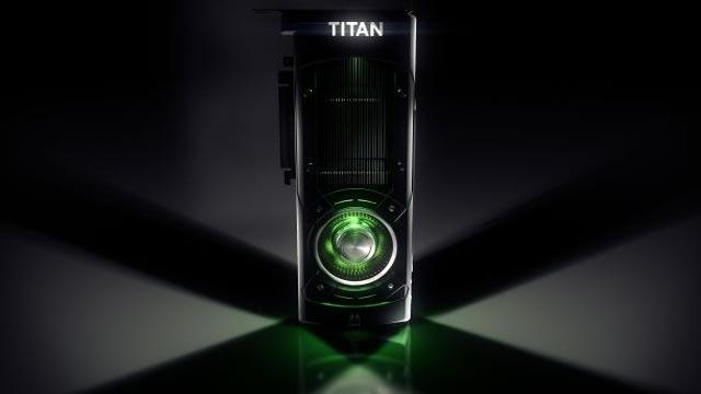 Nvidia GeForce GTX Titan X: Krala Selam Durun