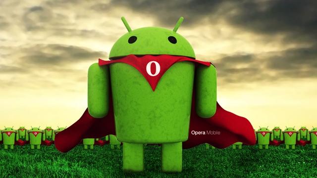 14 Akıllı Telefon Üreticisi Stok Yazılımlarına Opera Max Tarayıcıyı Dahil Ediyor