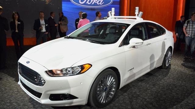 Ford, Yapay Zeka ve Otonom Sürüş İçin 1 Milyar Dolar Yatırım Yapıyor