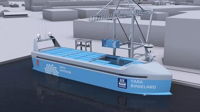 Sürücüsüz Teknoloji Otoyollardan Okyanuslara Kadar Uzandı