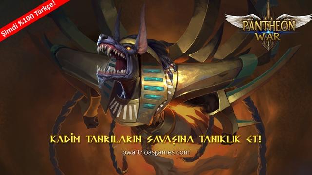 RPG'ye Yeni Soluk Pantheon War Sizleri Kapalı Betaya Çağırıyor
