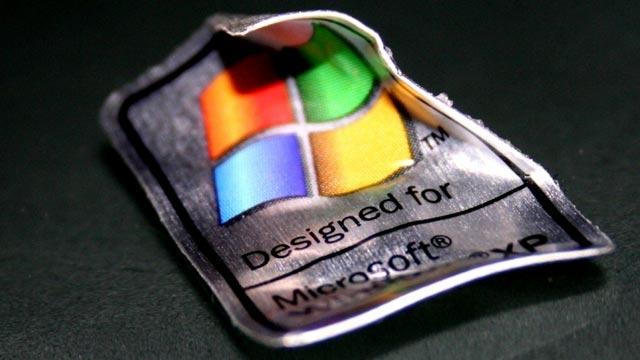 PC Pazarında Durgunluğun Tek Suçlusu Windows XP