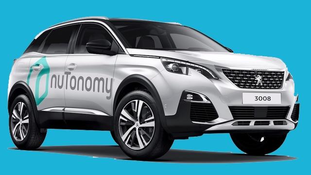 Peugeot, Otonom Arabalar Kervanına Katılıyor