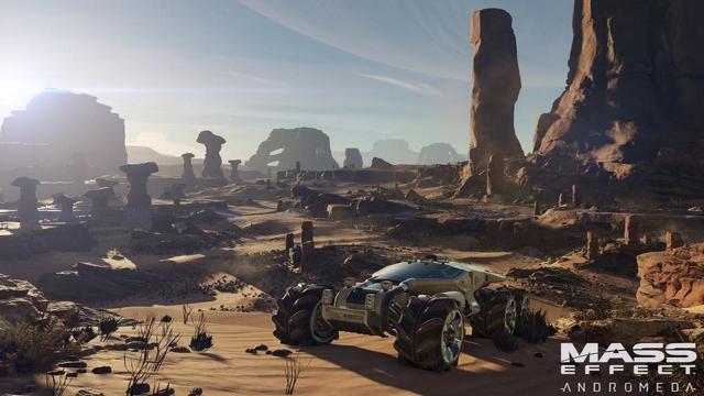 Mass Effect: Andromeda Koleksiyon Sürümünün Pahalı Bir Oyuncağı da Var