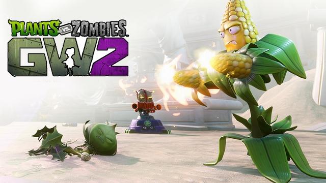 Plants vs Zombies: Garden Warfare 2 Oynamak İçin Çok Sebebimiz Olacak