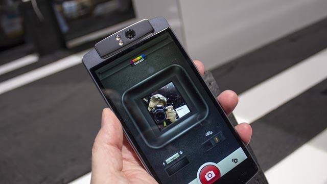 Karşınızda Polaroid Özçekim Akıllı Telefonu