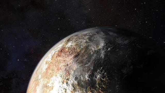 NASA Plüton Gezegeninde Yaptığı Büyük Keşfi Açıkladı