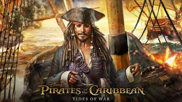 Karayip Korsanlarının Yeni Filmiyle Beraber Mobil Oyunu da Geliyor
