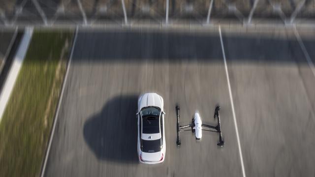 Polislere Hizmet Verebilecek Özel Bir Drone Tasarlandı
