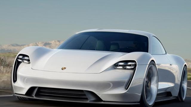 Porsche'nin Tamamen Eletrikli Modeli 2019'da Geliyor