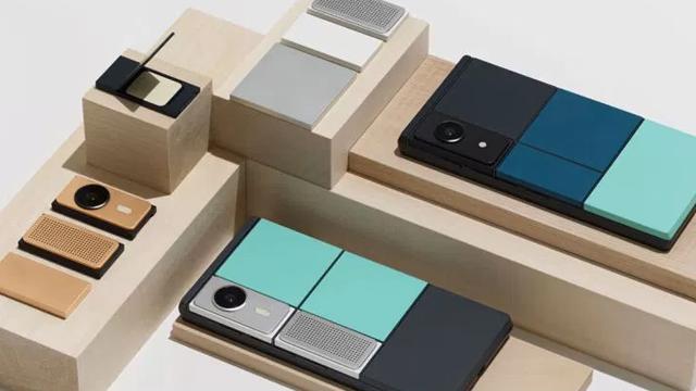 Google Modüler Telefon Project ARA'nın Fişini Çekti