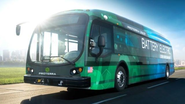 Bu Otobüs Tek Şarjla 1700 Kilometre Yaptı!