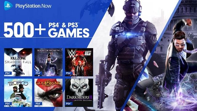 PS4 Oyunları Artık PlayStation Now Üyeliğiyle PC'de Oynanabilecek