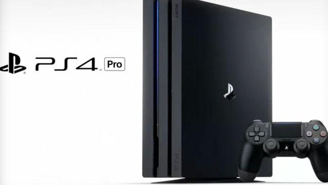 PlayStation Pro 399 Dolarlık Fiyatıyla Duyuruldu