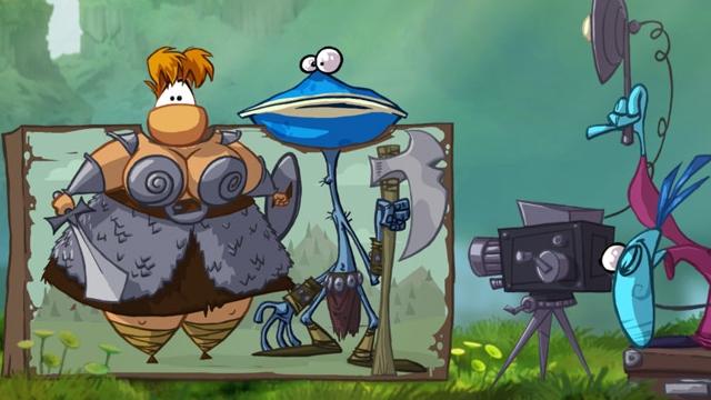 Rayman Origins Ücretsiz Oluyor!