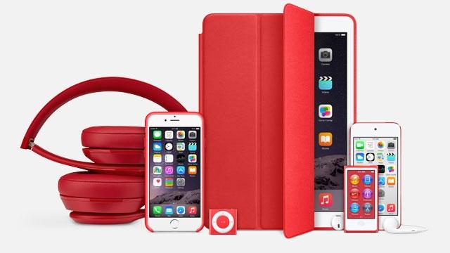 Apple AIDS'e Karşı Savaşa Destek Veriyor