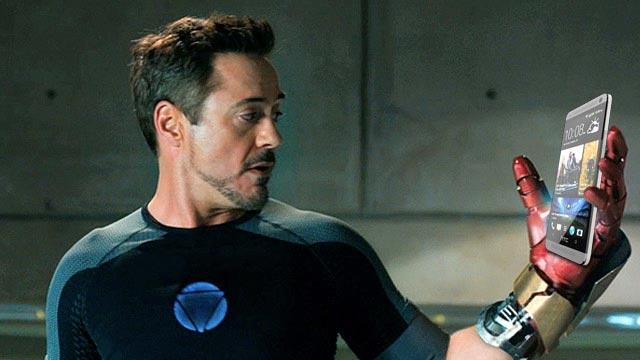 HTC'nin Çılgın Reklam Videolarına Robert Downey Jr. Dopingi