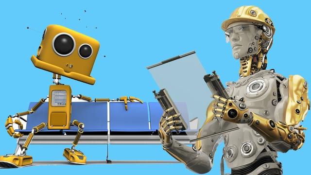 Yerinize Bir Robotu İşe Alsalar, Ne Yaparsınız?