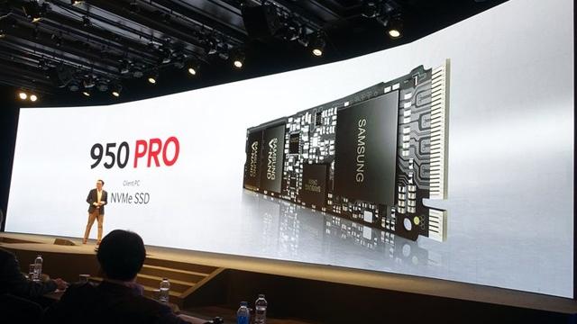 Samsung 950 Pro SSD Veri Okurken Başınızı Döndürecek