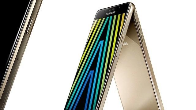 Samsung Galaxy A Serisinin 2016 Cihazları Tanıtıldı, İşte Özellikleri