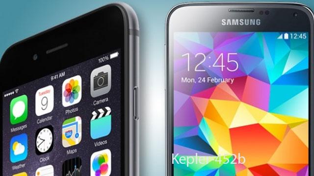 Samsung ve Apple Arasındaki Pazar Savaşının İlk Yarı Galibi Açıklandı
