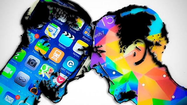 Apple Savaşında Facebook, eBay ve Google Samsung'a Destek Verecek