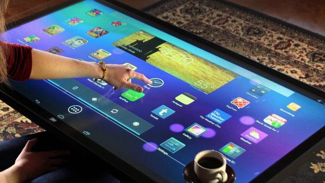 Samsung'dan 18.4 İnç Boyutunda Dev Bir Tablet Geliyor: Samsung Tahoe
