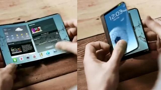 Samsung, 2018 Yılında Esnek Galaxy Note Çıkarmakta Kararlı