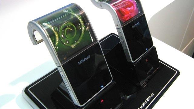 Samsung Esnek Ekranları Geliyor, İlk Hedef Samsung Galaxy S6 Active