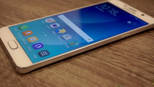 Samsung Galaxy Note 5'e Esrarengiz Bir Güncelleme Yapıldı