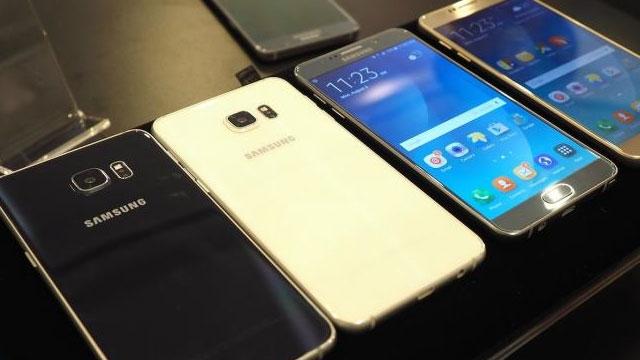 Samsung Galaxy Note 5 Avrupa'da Satılmayabilir