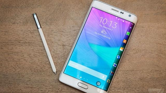 Samsung İkinci Nesil Galaxy Note 5 Edge Serisi Sızdırıldı