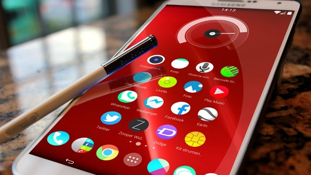 Samsung Galaxy Note 5'in Yeni Görüntüleri Sizi Şaşırtacak
