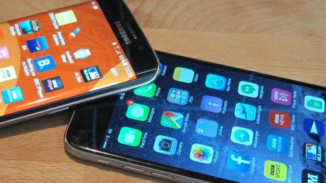 Samsung Apple'a Karşı Biraz Ürkek Davrandı, Bakın Ne Yaptı!