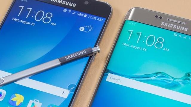 Kenarsız Samsung Galaxy Note 7 Sürprizine Hazır Olun