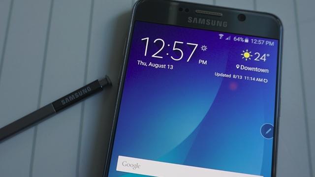 Yeni Bir Samsung Galaxy Note 7 Görüntüsü Farklı Şeyler Vaat Ediyor