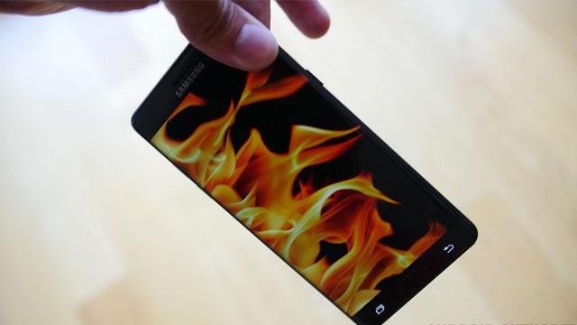 Samsung Galaxy Note 7 Tüm ABD Havayollarında Yasaklandı