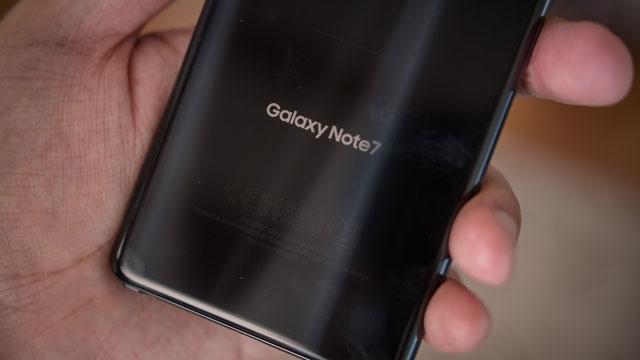 Samsung Galaxy Note 7'nin Patlama Olasılığını Nasıl Anlarsınız?