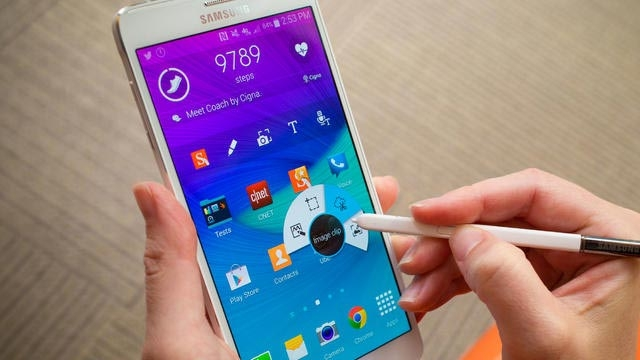 Samsung Galaxy Note 5'in Üstün Ekran Özellikleri Sızdırıldı