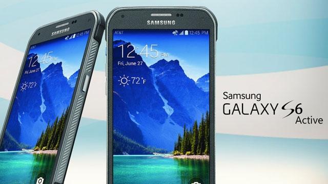 Samsung Galaxy S6 Active'in Görüntüleri Sonunda İnternete Düştü