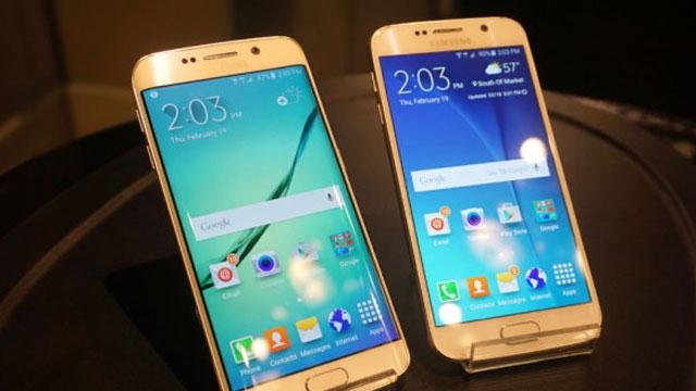 Altın Samsung Galaxy S6 Edge Avrupa Pazarında Yok Satıyor