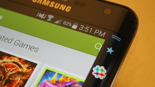 Samsung Galaxy S6 Edge Dayanıklılık Testi Kan Donduruyor