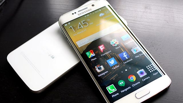 Samsung Galaxy S6 Edge, iPhone 6'dan Pahalıya Üretiliyor