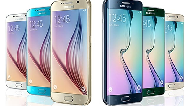 Samsung Galaxy S6 İlk Gününde Tüm S5 Serisinden Fazla Sattı